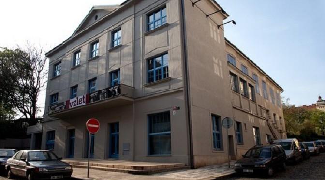 Kino Vzlet, Tomáš Hrdlička a forenzní audit