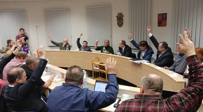 Vrámci posledního zasedání byla odvolána TOP 09 z rady MČ Praha 22