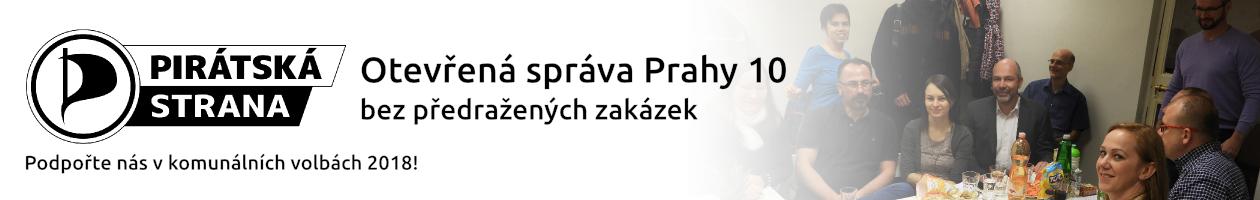 Piráti Praha 10