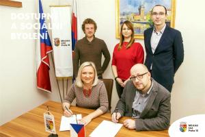 První krok k řešení bytové problematiky Prahy 10 učiněn
