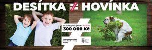 Desítka nerovná se hovínka! K ještě čistšímu veřejnému prostoru v Praze 10 pomůže i interaktivní kampaň